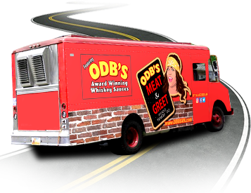 Find ODB's Meat and Greet Food Truck