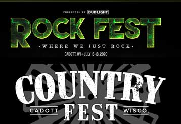 ODB's Meat and Greet Food Truck at Country Fest / Rock Fest, Cadott, WI