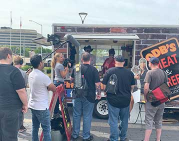 Private Events by ODB's Meat and Greet Food Truck